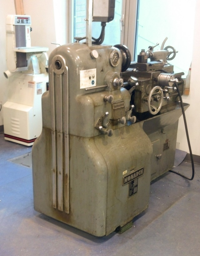 1956 Monarch milling machine