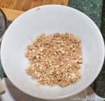 Oat crumble