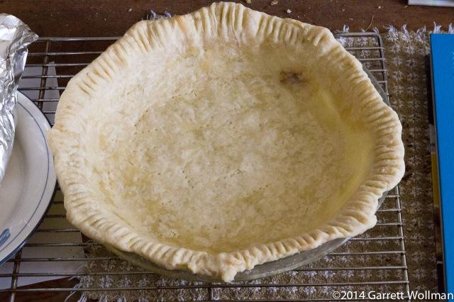 Crust cooling