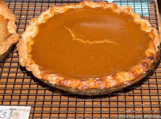 Emily & Melissa Elsen's Brown Butter Pumpkin Pie
