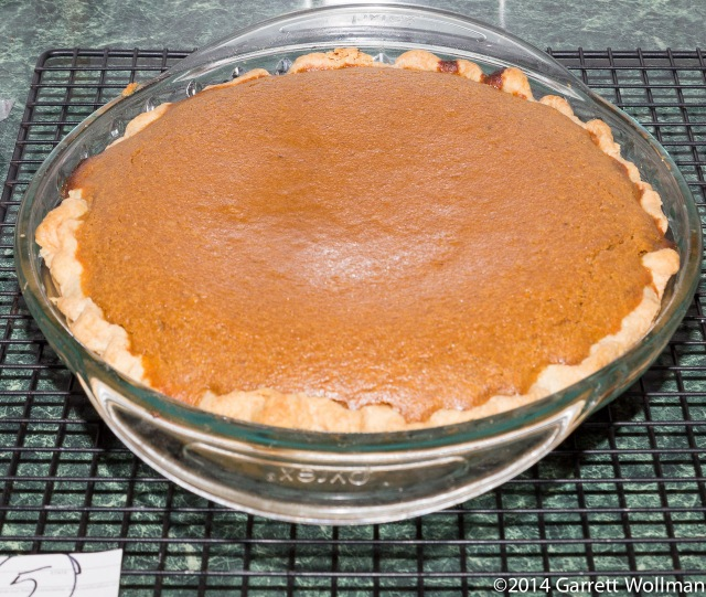 Richard Sax's Best-Ever Pumpkin Pie