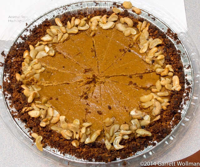 Nick Hynes' Vegan Pumpkin Pie