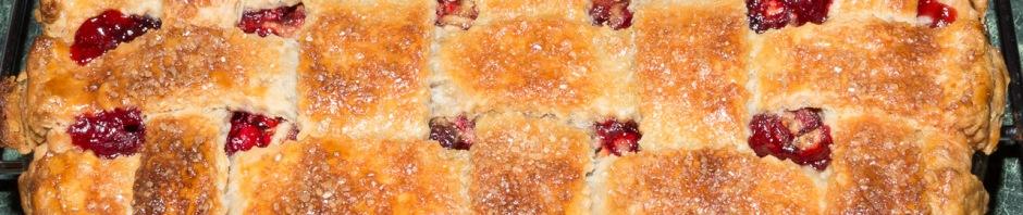 Cranberry-Sage Pie