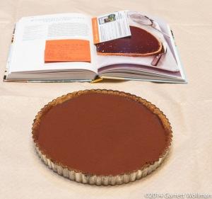 Joanne Chang's Bittersweet Chocolate Truffle Tart