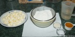 Mise en place for All-Butter Crust