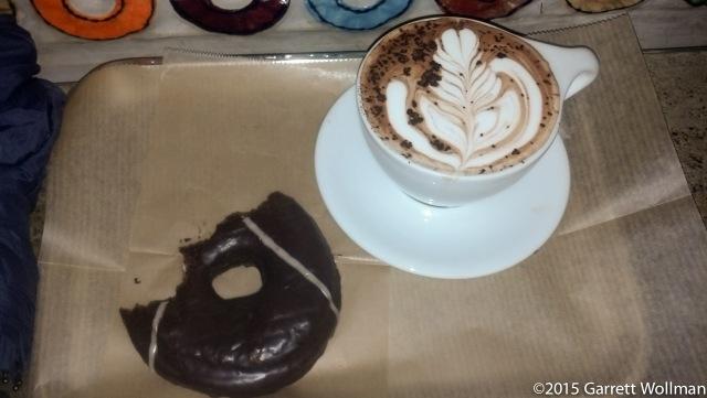 Breakfast at Doughnut Plant, Chelsea