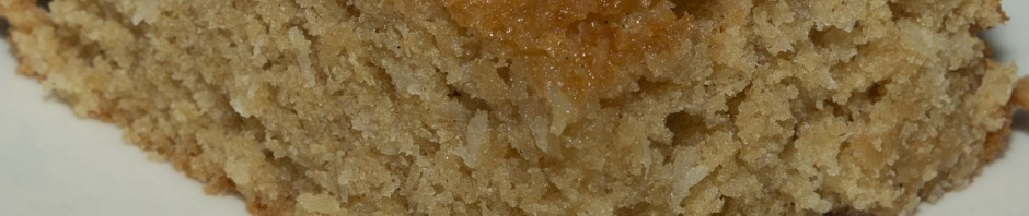 Closeup of crumb texture