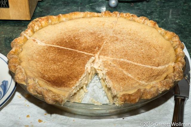 Pie minus one slice