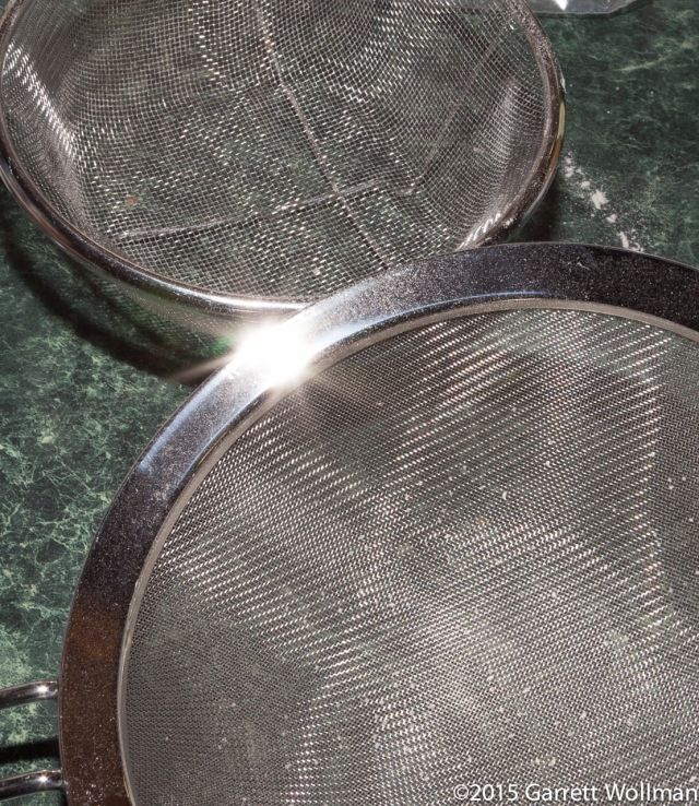 Two sieves