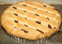 Fully baked tart