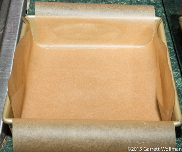 Pan preparation