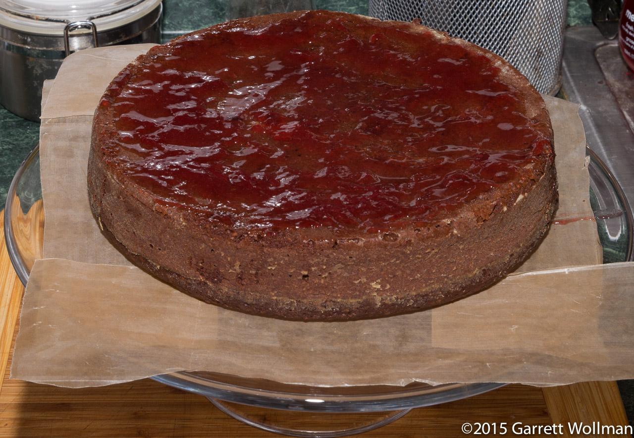 Other people's recipes: Lora Brody's Chocolate Hazelnut ...