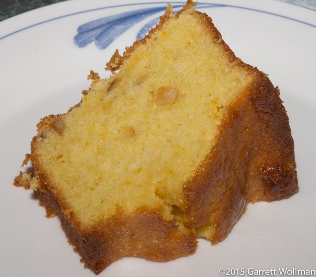 Slice of ciambella