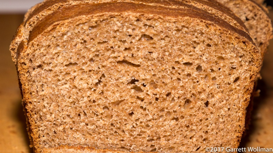 Closeup of crumb texture (featured image)