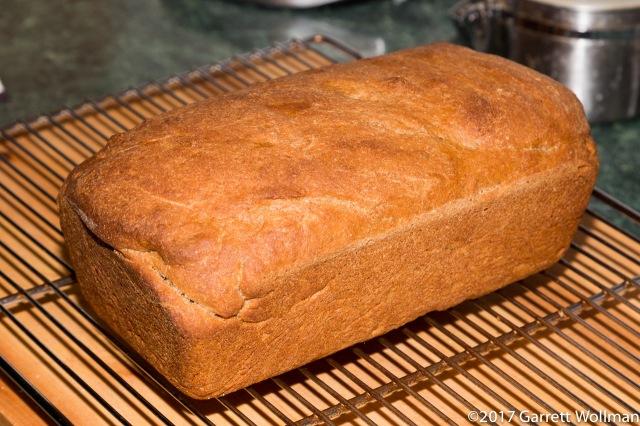 Fully baked loaf