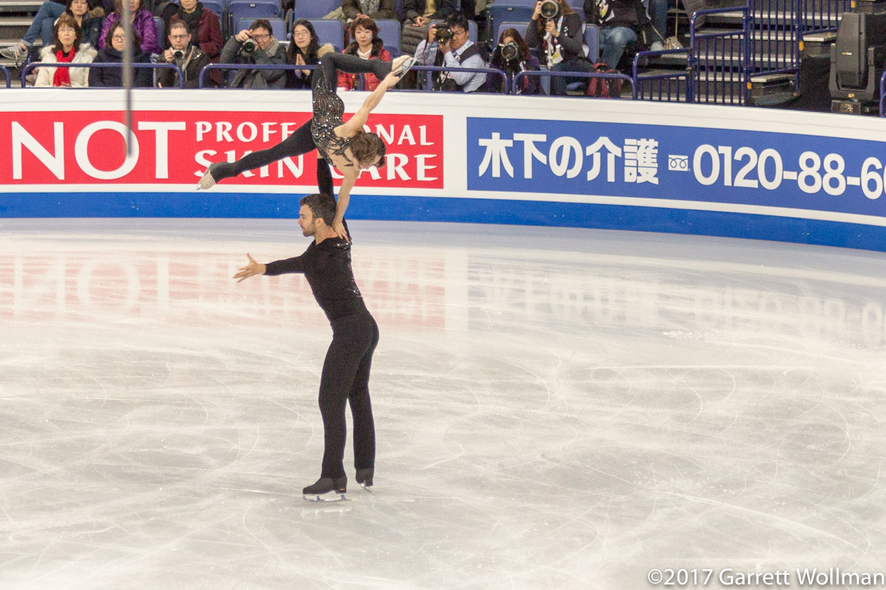 World Figure Skating Championships: Mens Short Program