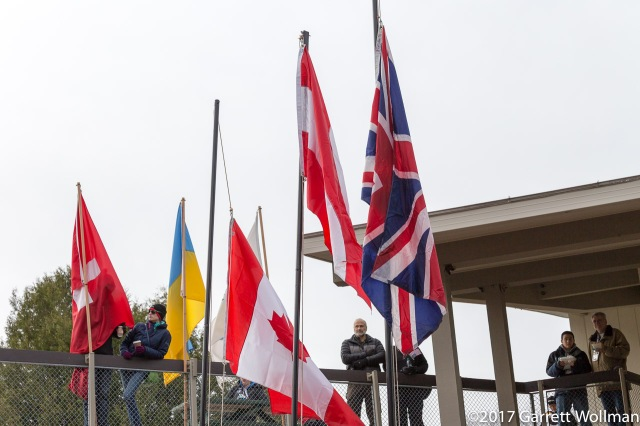 Confusing flagpoles