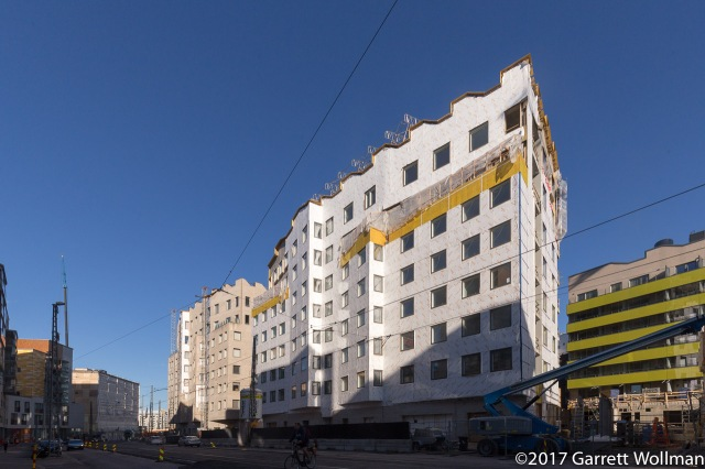 Another building under construction