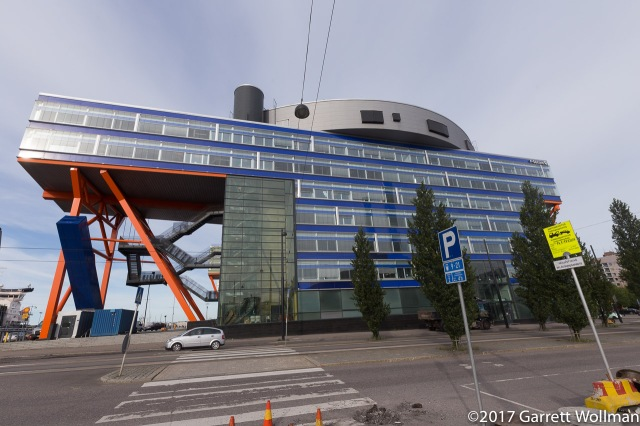 "HTC ""Vega"" building"