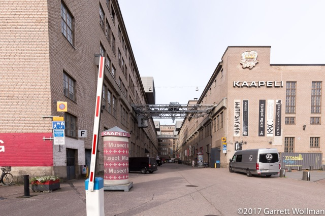 Former Nokia cable factory
